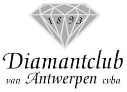 Logo Diamant Club van Antwerpen
