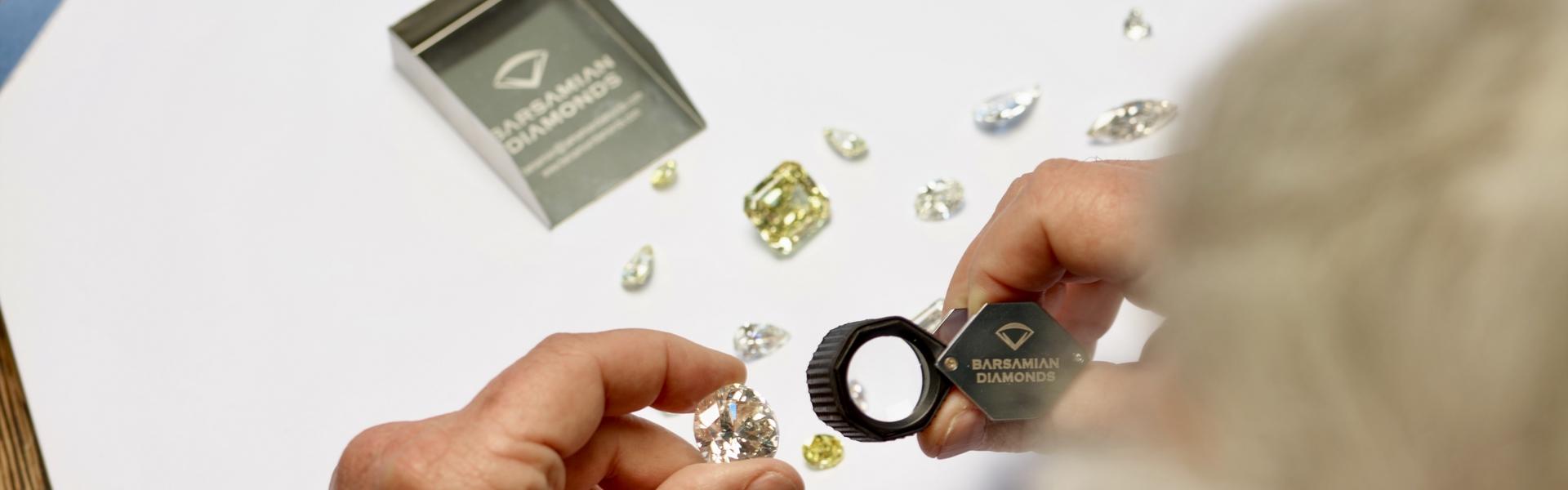 Barsamina Service Diamonds Back